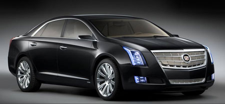 Photo Cadillac XTS Platinum Concept