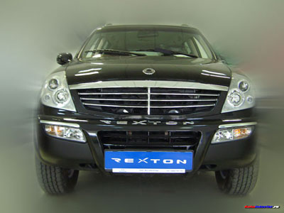 SsangYong Rexton Y280